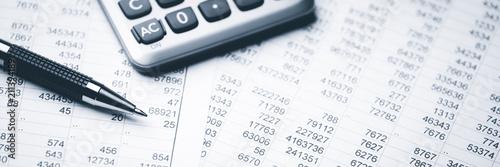 Fototapeta Accounting  obraz