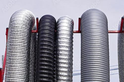 Obraz na plátně Air duct hose