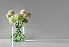 Minimalistic Flowers Bouquet I...