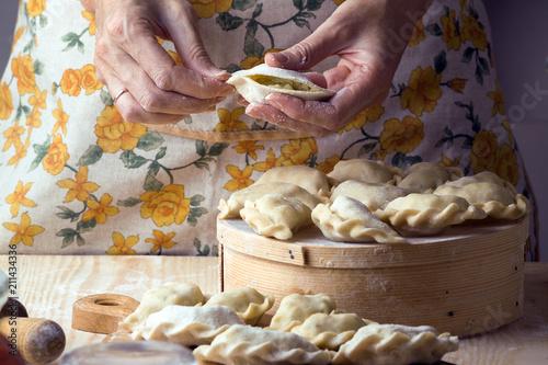 bakery products pierogies