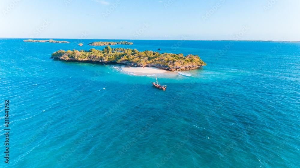 Fototapety, obrazy: fumba island, zanzibar