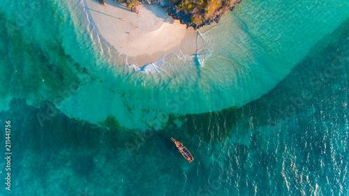 Foto op Plexiglas Zanzibar fumba island, zanzibar