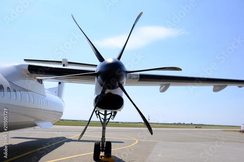aircraft power Fototapet