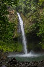 La Fortuna Waterfall Pod Detail