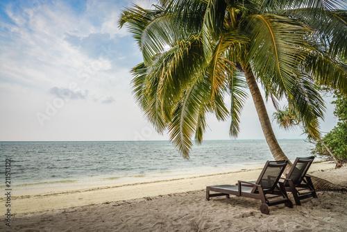 Obraz Koncepcja tropikalnych wakacji - fototapety do salonu