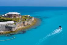 Cruisng Bermuda King's Wharf