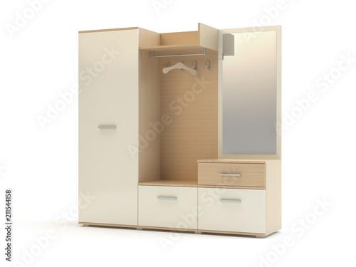 Fototapeta Hallway furniture  obraz