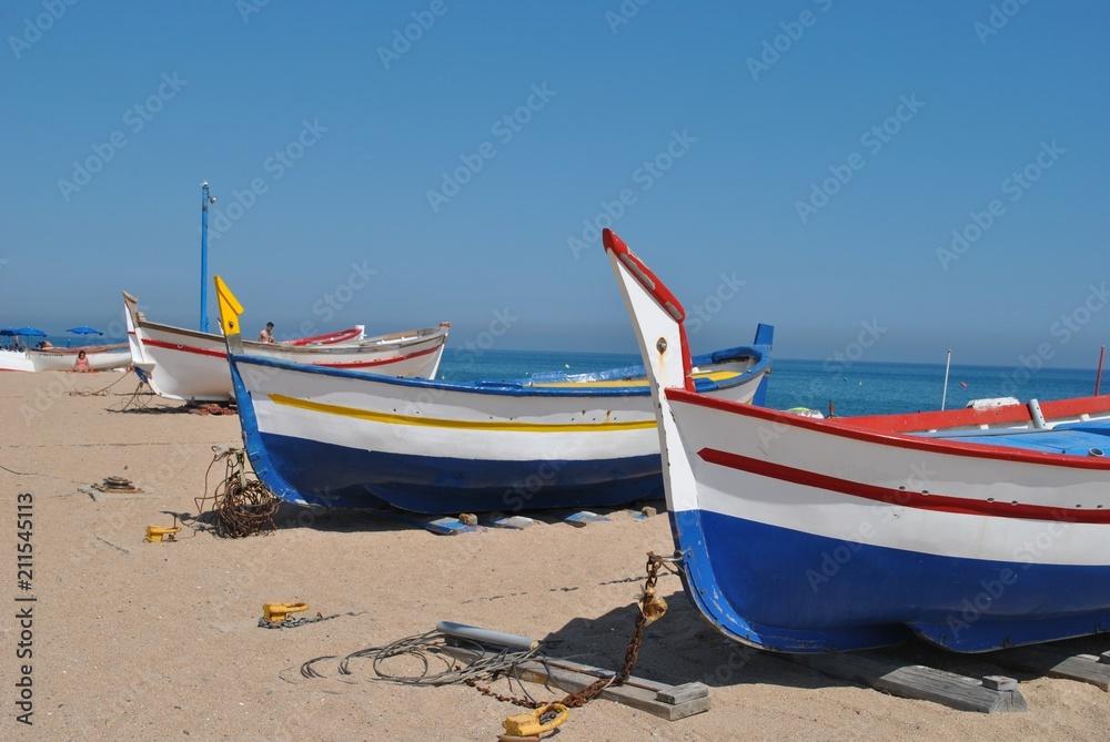 Fototapeta Wakacje na plaży