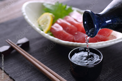 Photo 日本酒