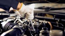 Auto Mechanic Preparing For Th...