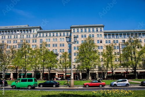 Papiers peints Europe Centrale Berlin, Stalinbauten