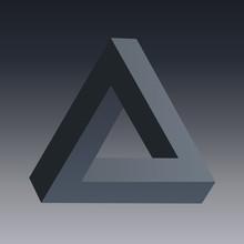 Illusion D'optique - Triangl...