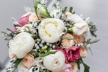 Rose Flower Boquet