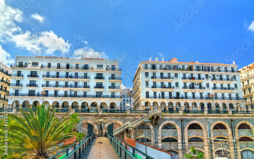Moorish Revival architecture in Algiers, Algeria