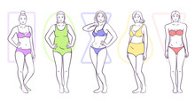 Woman Body Shape