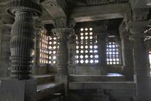 Windows And Pillars, Interior ...