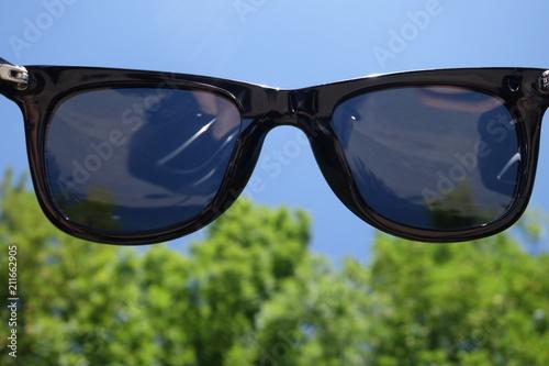 lunettes de soleil verdure - Buy this stock photo and explore ... 1a07c224a85a