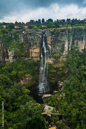 Photo  Panorama Falls in Mpumalanga in Südafrika