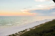 Emerald Coast Beach Sunset