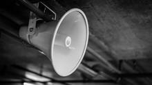 Ceiling Loudspeaker Megaphone