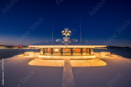 Photo superyacht
