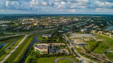 Aerial Image Port St Lucie Flo...