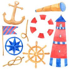 Marine Nautical Travel Waterco...