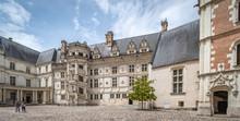 France, Blois, Blois Royal Castle, Chateau Royal De Blois,