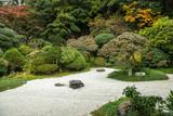 Fototapeta Sawanna - Japanese garden, Japan