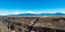 Rio Grande Gorge Bridge, Near ...
