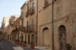 Ortigia Syracuse sicily italy old houses