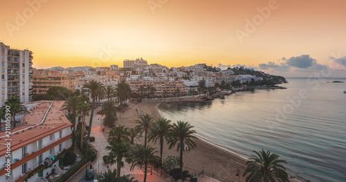 Panorama, Figueretas at Ibiza Town, Eivissa