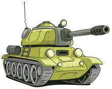 Cartoon Olive Military Army La...