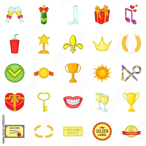 Scholarship Icons Set Cartoon Set Of 25 Scholarship Vector Icons For Web Isolated On White Background Buy This Stock Vector And Explore Similar Vectors At Adobe Stock Adobe Stock