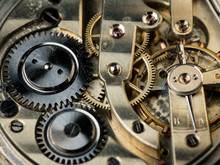 Detail View Of The Clockwork O...