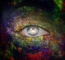 The Eye Of Space