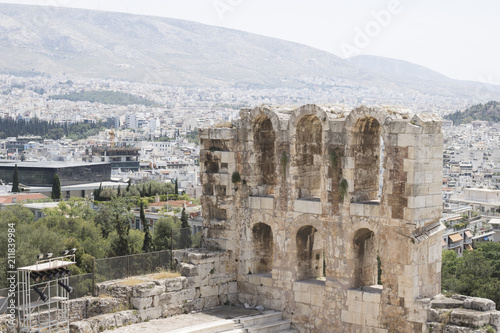 Fotografie, Obraz  Ancient Amphitheater