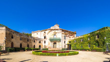 The Desvalls Palace In Horta