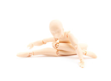 Plastic Joint Reference Doll I...