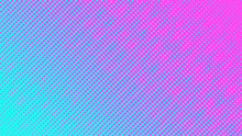 Halftone Gradient Pattern Vect...
