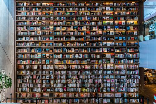 Fotografía  大きい本棚