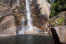 Vernal Falls Mist Trail Yosemi...
