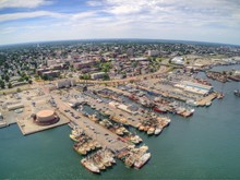 New Bedford Is A Small Coastal Town In Massachusetts