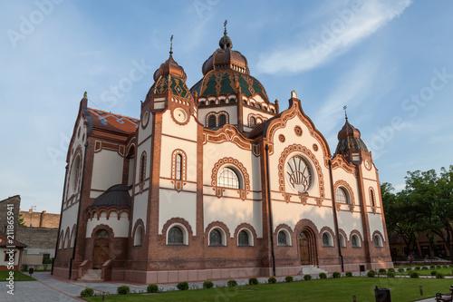 Fotografía Jewish synagogue in Subotica, Serbia