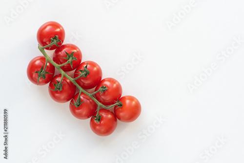 Photo Cherrytomaten / Kirschtomaten / Strauchtomaten