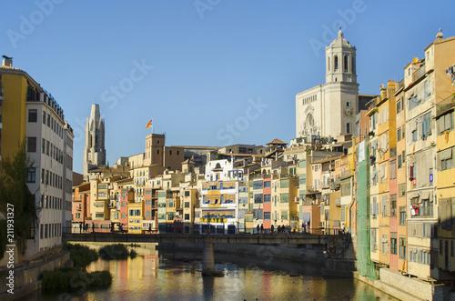 Girona colors Poster