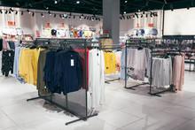 Interior Of Women's Clothing S...
