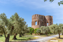 Parco Scolacium, Ancient Bizantine Church