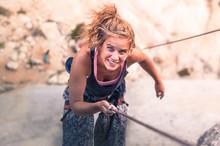 Rock Climber Rock Climbing, Yo...