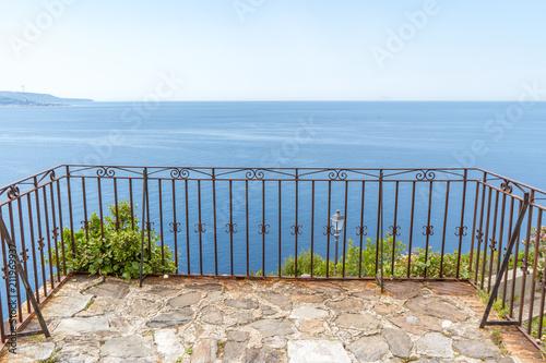 Fotografie, Obraz  Balcony on the sea